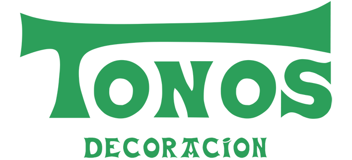 Logotipo Tonos decoración