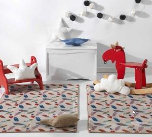 alfombra infantil impresion digital