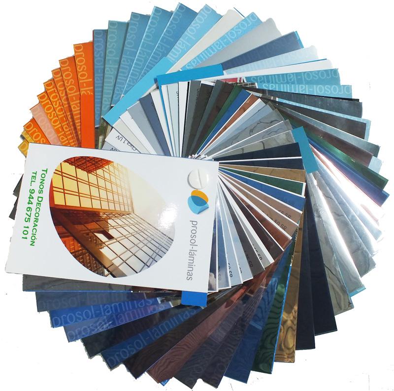 catalogo prosol laminas de proteccion solar