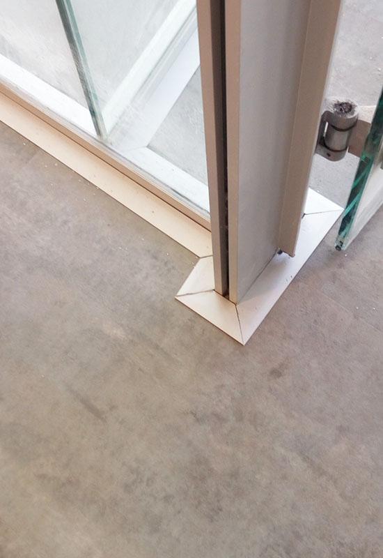 perfileria2 instalacion suelo vinilo tonos decoracion – Tonos Decoración