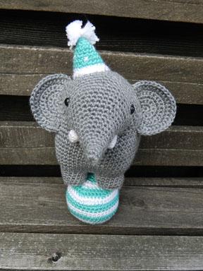 amigurimi elefante